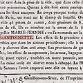 10 juin 1793, « marie-antoinette » rejoint les vendéens