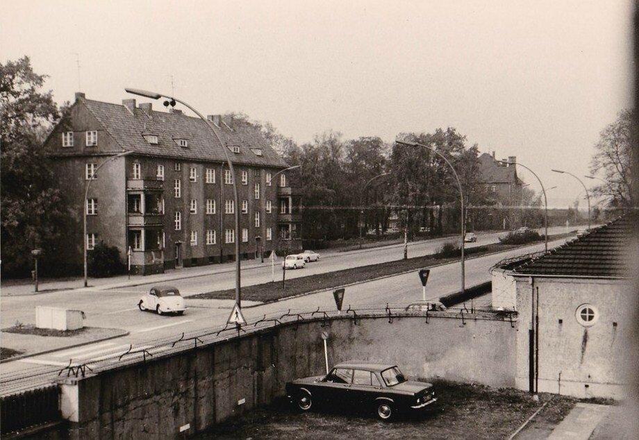 1964 Quartier Napoléon 004 Berlin Entrée Porte des Chars - Cité Pasteur