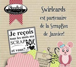 ScrapBox janvier