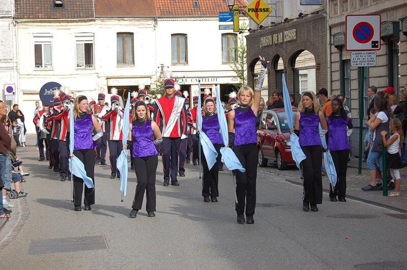 5 sept 2010 fête de l'andouille avec jean pierre mader et collectif métissé (64)