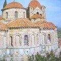 Monastère à Mystra