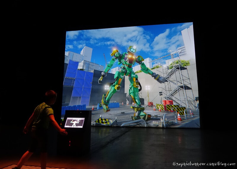 mangasia robot