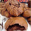 Biscuits toblerone