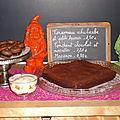 Les desserts de la semaine