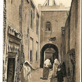 Églises catholiques de marrakech sur cartes postales