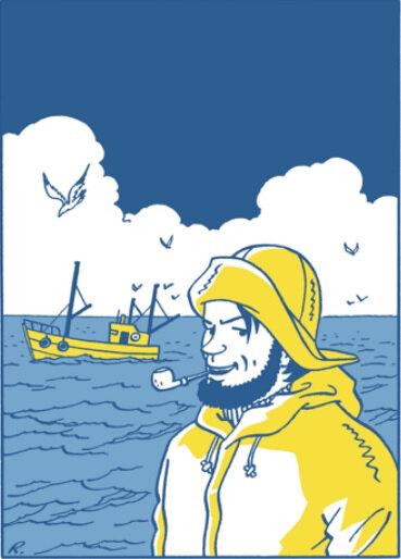 Arpenteur-marin