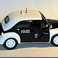 004 Renault 4cv Police A 4