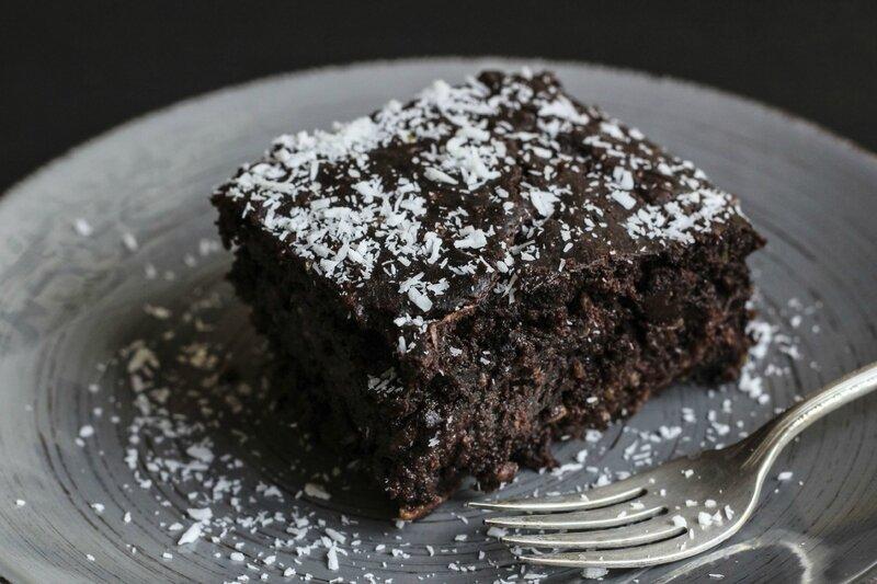 cake choco-noix-coco