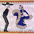 Célébrons el dia de los muertos ,une fête qui révèle tout l'art du mexique mamagayo et ses bijoux sont chez punka