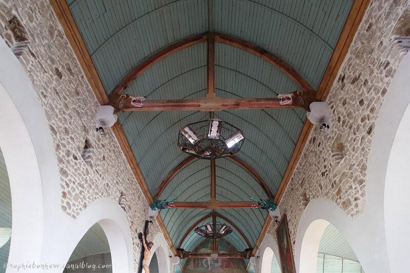 LAv église voûte