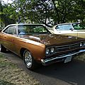PLYMOUTH Road Runner 2door hardtop 1969 Baden Baden (1)