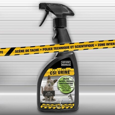 spray enzymatique