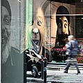 JR - Face to Face - Vitrine, reflets_3224