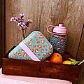 Lunch box bambou eco-responsable
