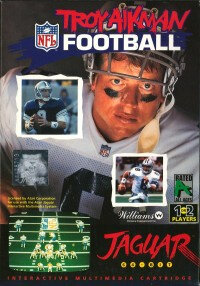 troy aikman football cover