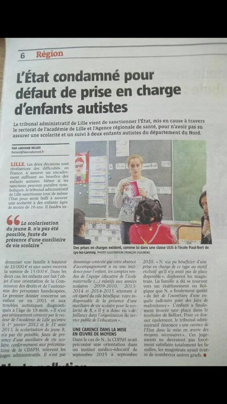 état condamné article