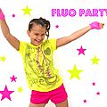Fluo party # les invitations #