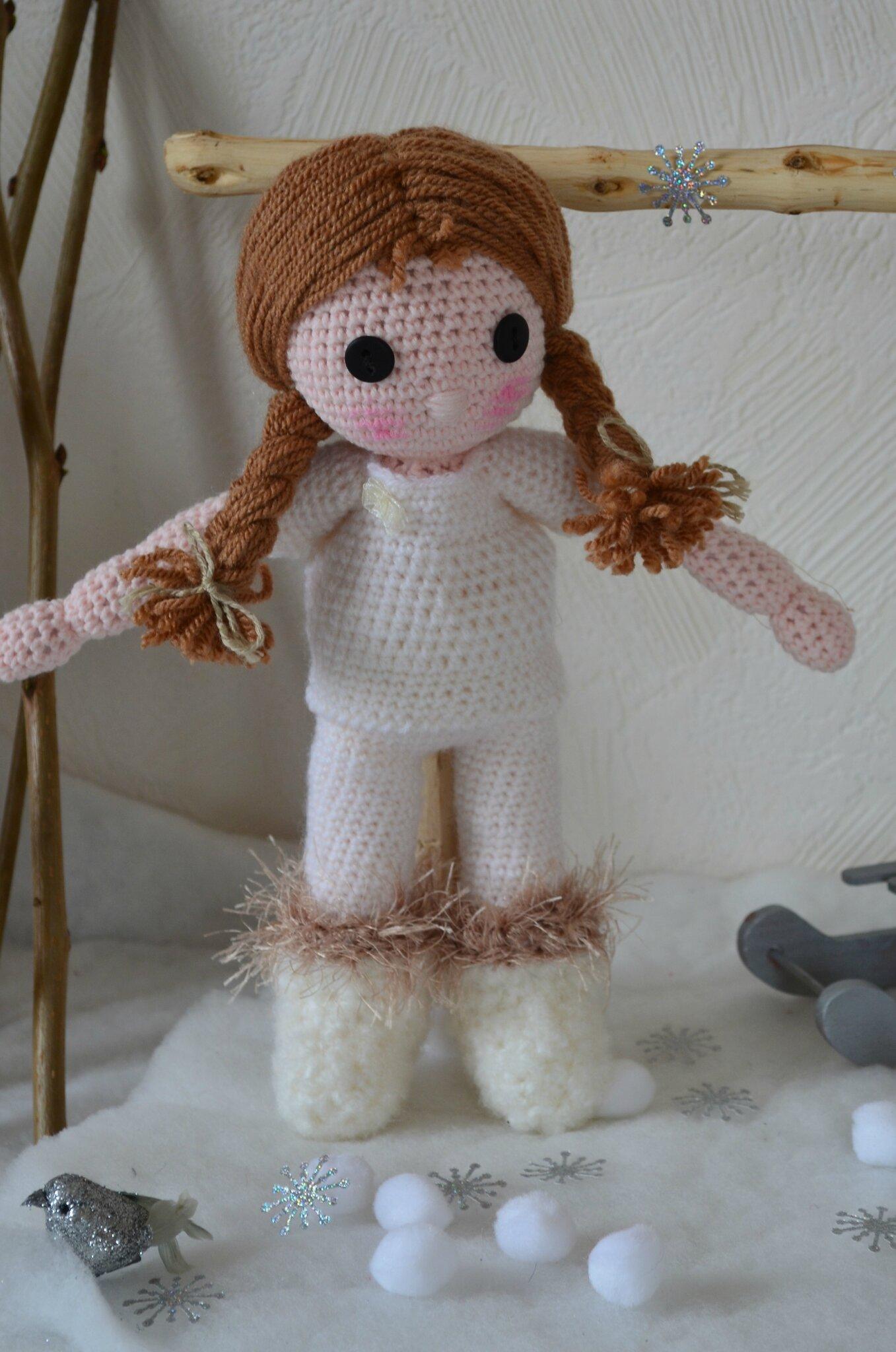 mimi la petite Inuit