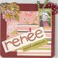 la carte recue de Renee