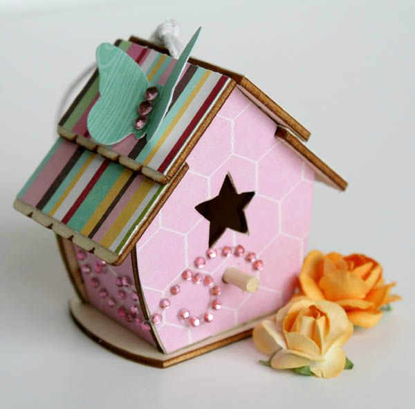 little bird house 001