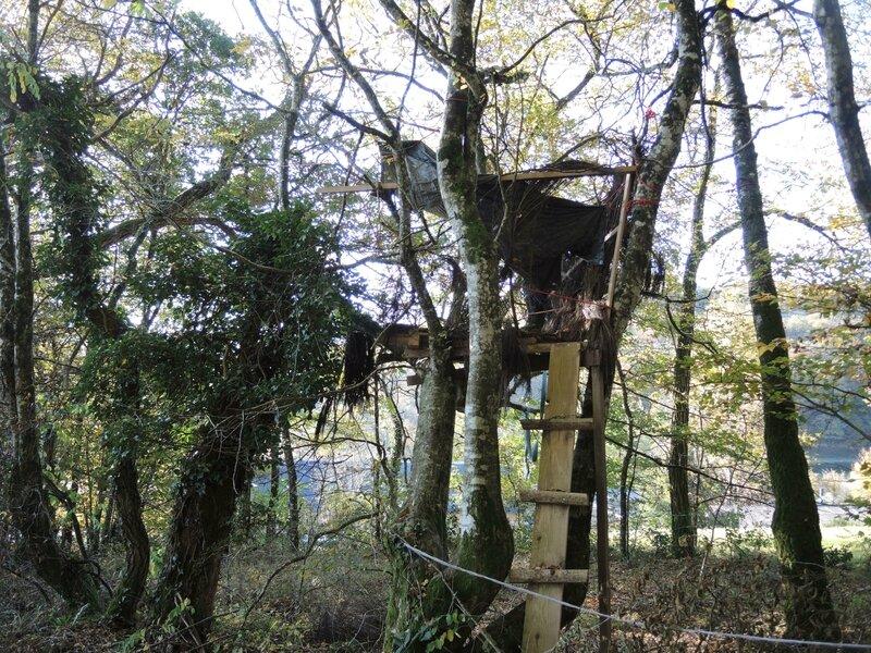 Les Bruyères, cabane dans les arbres (58)