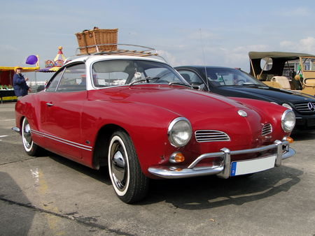 VOLKSWAGEN Karmann Ghia Coupe 1955 1974 Motoren und Power Lahr 2010 1