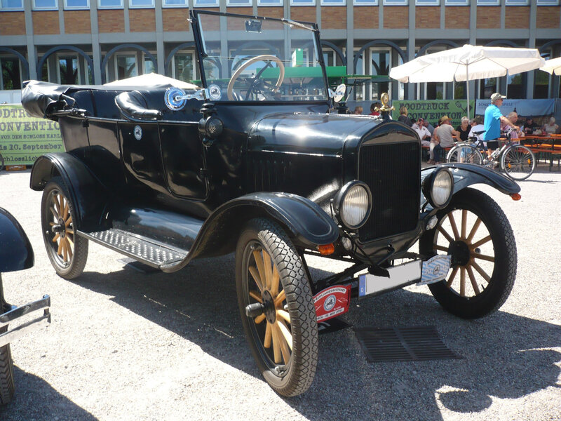 FORD Model T torpédo Karlsruhe (1)