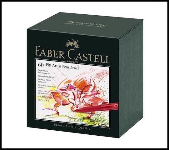 faber castell pitt artist pens 2