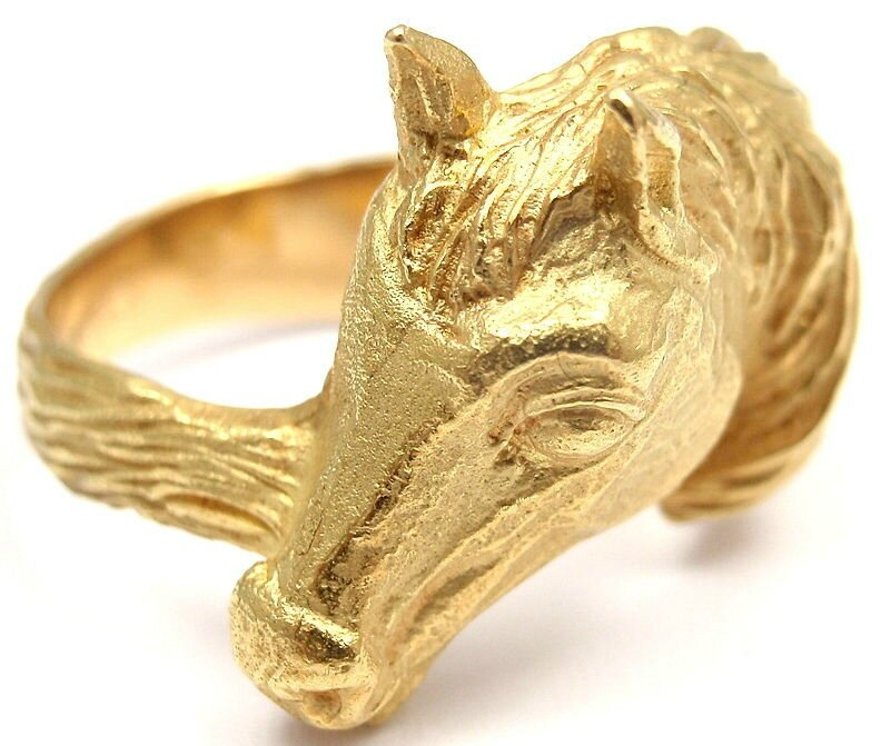 Year Of The Horse In Jewelry Alain R Truong