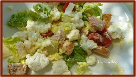 salade de chou fleur cru1