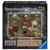 Boutique jeux de société - Pontivy - morbihan - ludis factory - Escape puzzle