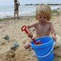 Kids at the beach*