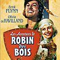Robin hood : un mythe à plumes et collants verts !