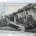 Angoulème 2 - remparts de l'est anciennes fortifications Wisigothes