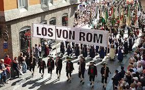 los von Rom