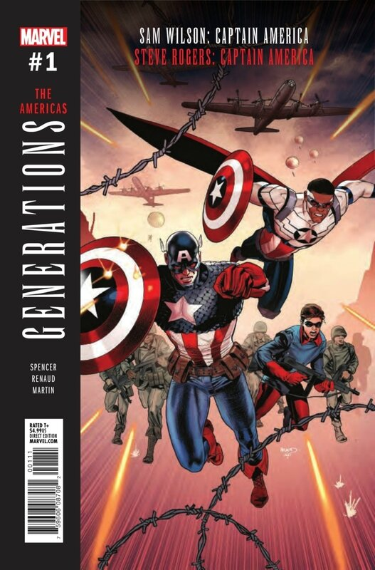 generations captain america
