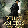 What angels fear, de c.s. harris