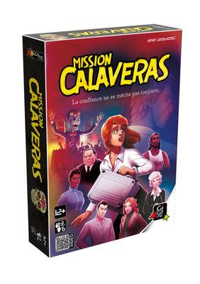 Boutique jeux de société - Pontivy - morbihan - ludis factory - Mission Calaveras
