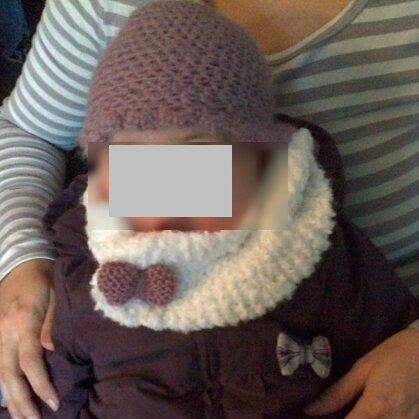 écharpe snood pour enfant - Zizique.fr 5031451d80a