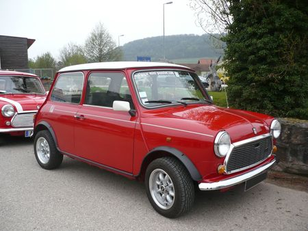 MINI 1000 Flame Red 1989 Soultzmatt (1)