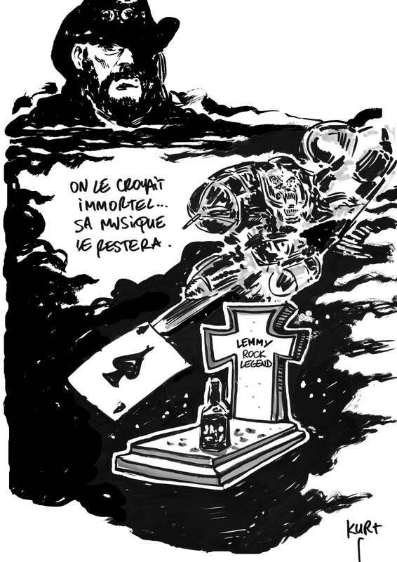 hommage lemmy