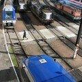 Dépôt de Limoges, locomotives & autorails
