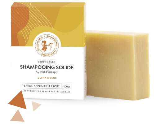 SHAMPOOING SOLIDE