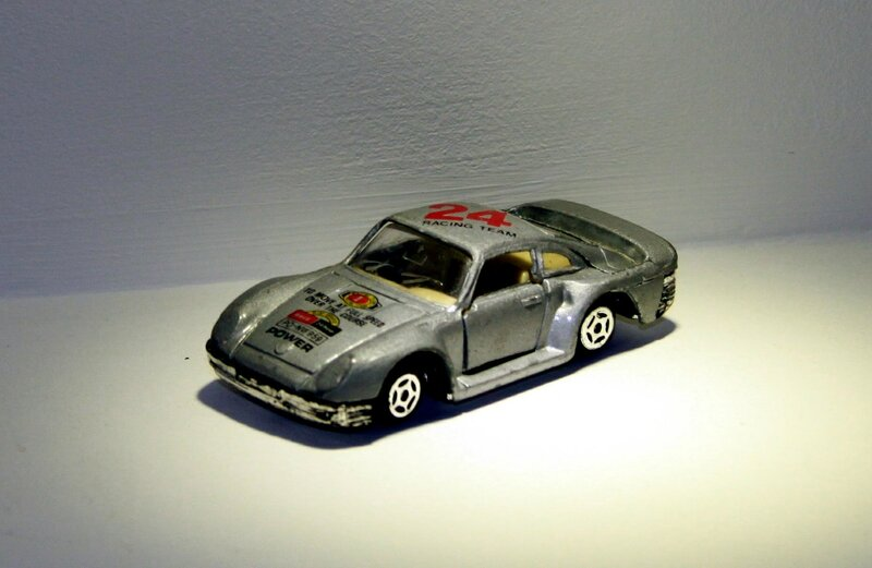 Porsche 959 made in china 01
