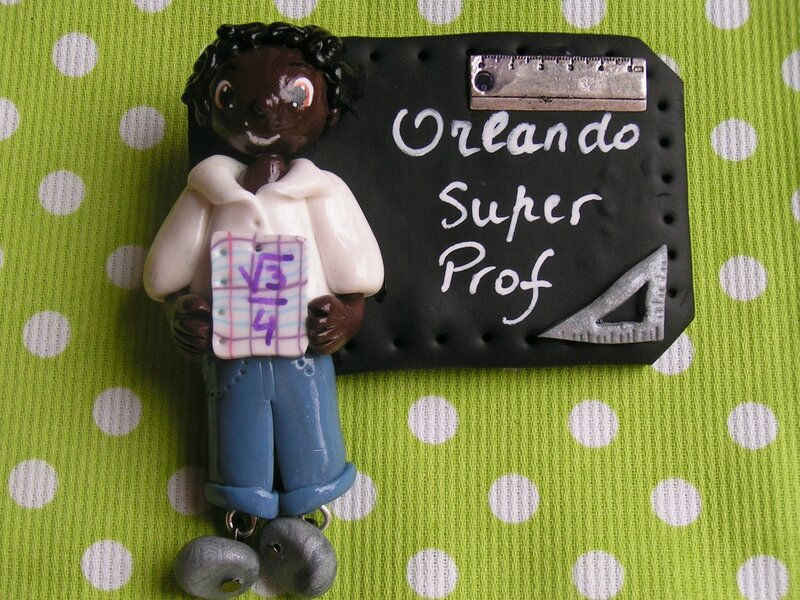 badge prof de maths