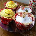 Se régaler de cupcakes avec un thé flemmarder au