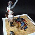 Templier bataille de Mansourah 1250 - PICT4679