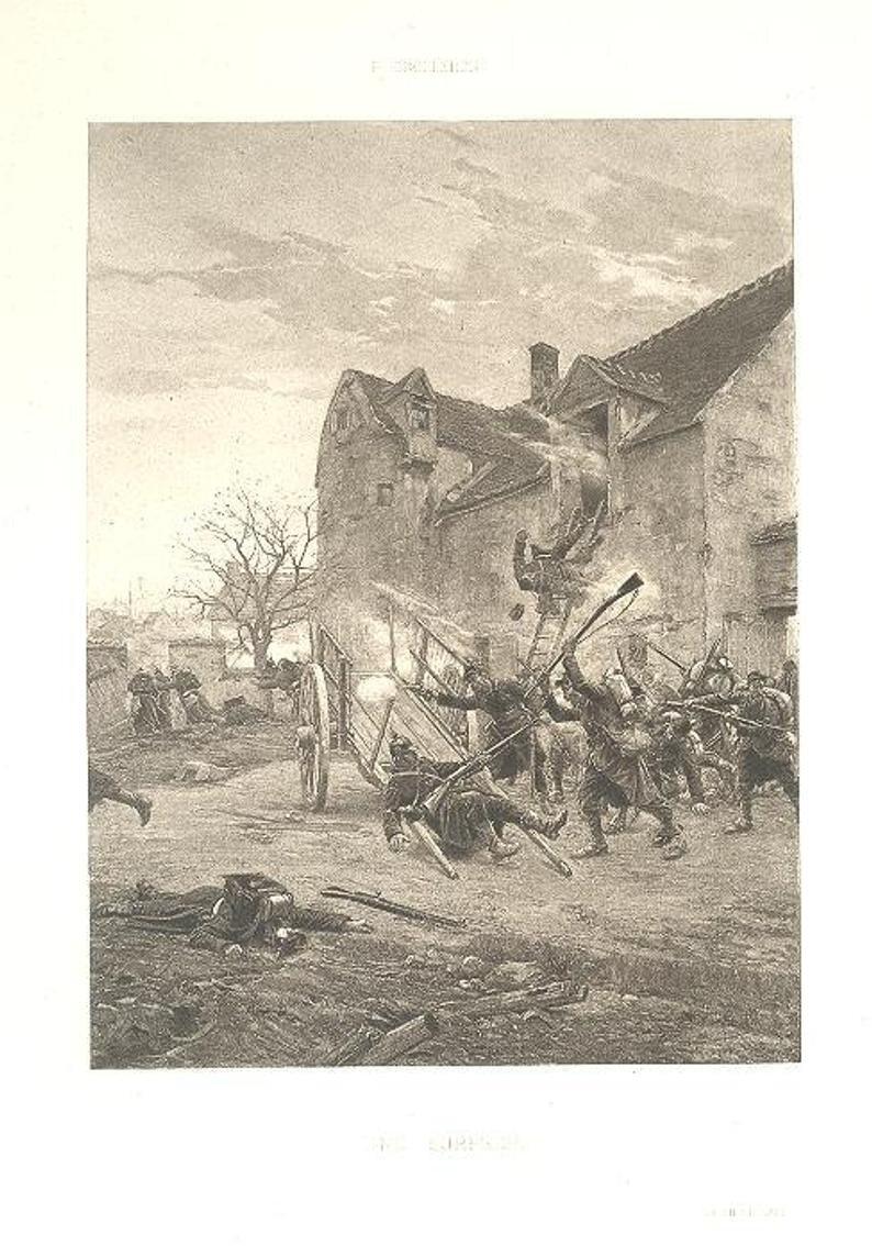 Grolleron, une surprise (1892)