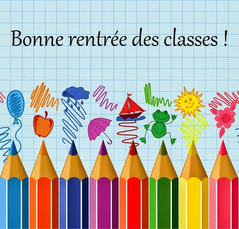 Rentrée classes