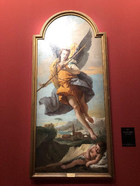 """Résultat de recherche d'images pour """"grand palais, venise, l'ange gardien"""""""